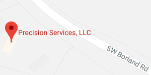 Precision Roofing & Gutters on Google Maps